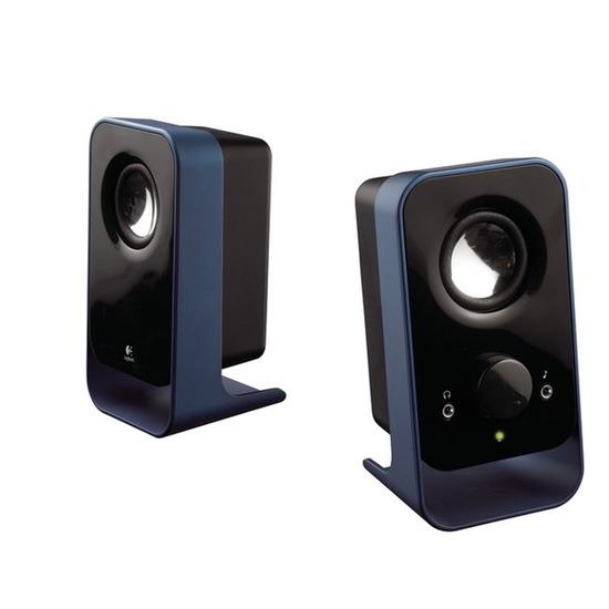 Logitech LS11 2.0 PC Speakers - Blue