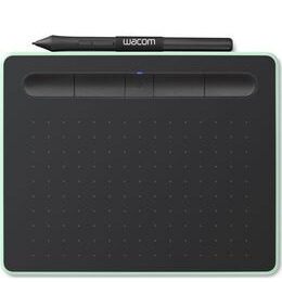 Wacom Intuos Comfort CTL-4100WL Small Pen Tablet with Bluetooth - Pistachio Reviews