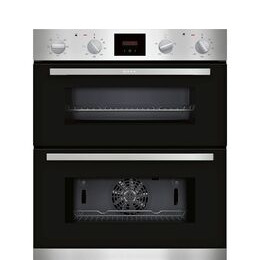 Neff J1HCC0AN0B Electric Built-under Double Oven - Stainless Steel Reviews