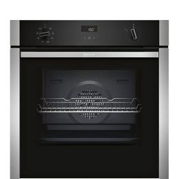 NEFF B4ACF1AN0B Electric Oven Stainless Steel Reviews