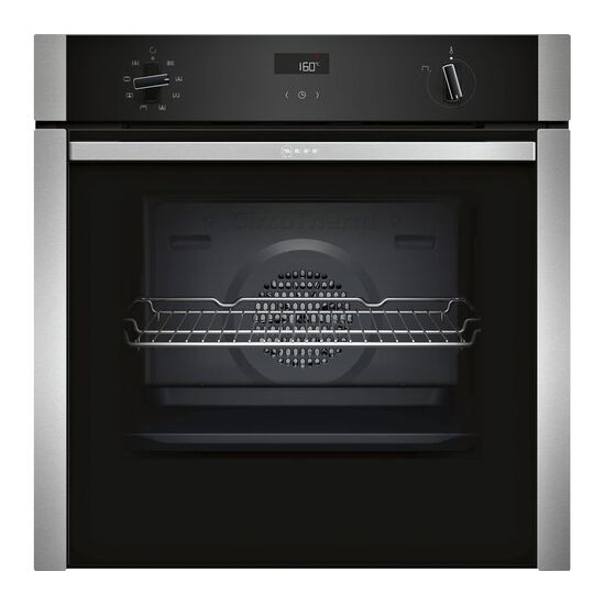 NEFF B4ACF1AN0B Electric Oven Stainless Steel