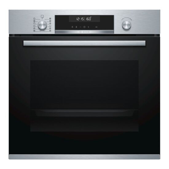 Bosch Serie 6 HBA5780S0B Electric Oven - Stainless Steel