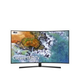 """Samsung UE65NU7500 65"""" Smart 4K Ultra HD HDR Curved LED TV Reviews"""