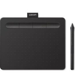 Wacom Intuos Comfort CTL-4100WL Small Creative Pen Tablet with Bluetooth-Black Reviews