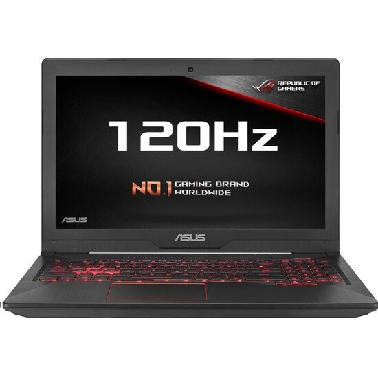 Asus FX504GD-E4278T Gaming Laptop