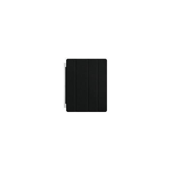 Smart Leather Case for Apple iPad 2, Black