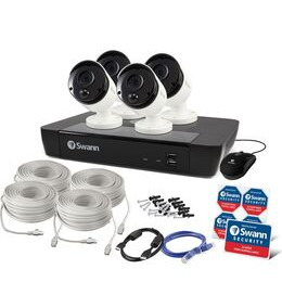 SWANN SWNVK-885804 8-Channel 4K Ultra HD Security System Reviews