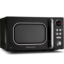 Morphy Richards Accents 511500 Compact Solo Microwave - Black Reviews