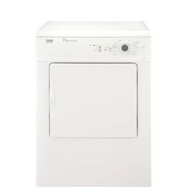 Beko DSV74W 7 kg Vented Tumble Dryer - White Reviews
