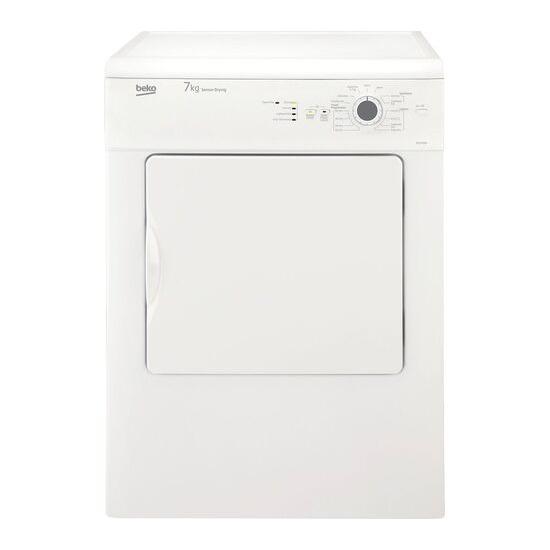 Beko DSV74W 7 kg Vented Tumble Dryer - White