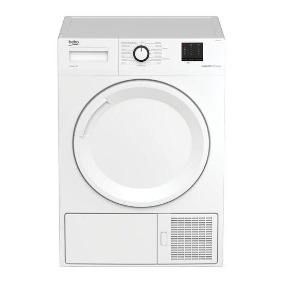 Beko Pro DTBP10001W 10 kg Heat Pump Tumble Dryer - White