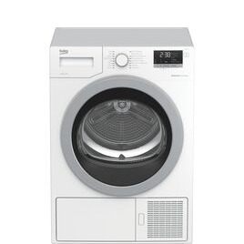 Beko DHX83420W 8 kg Heat Pump Tumble Dryer - White Reviews