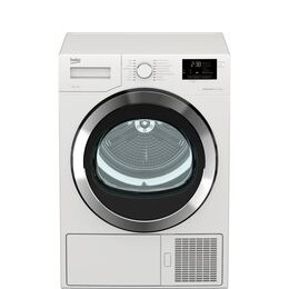 Beko DHX93460W 9 kg Heat Pump Tumble Dryer - White Reviews