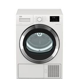 Beko DHX93460W 9 kg Heat Pump Tumble Dryer - White Reviews