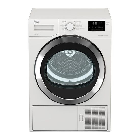 Beko DHX93460W 9 kg Heat Pump Tumble Dryer - White