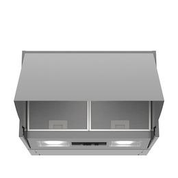 Bosch Serie 2 DEM63AC00B Integrated Cooker Hood - Silver Reviews