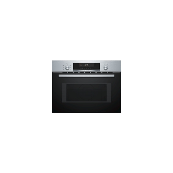 Bosch Serie 6 CMA585MS0B Built-in Combination Microwave - Stainless Steel