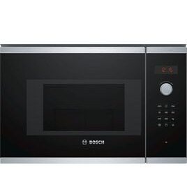 Bosch BEL523MS0B Built-in Microwave with Grill - Stainless Steel Reviews