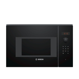 Bosch BFL523MB0B Black Built in classic 600mm microwave oven Reviews