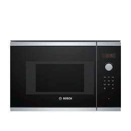 Bosch Serie 4 BFL523MS0B Built-in Solo Microwave - Stainless Steel Reviews