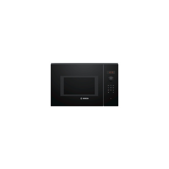 Bosch BFL553MB0B Built-in Solo Microwave - Black