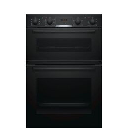MBS533BB0B Electric Double Oven - Black Reviews