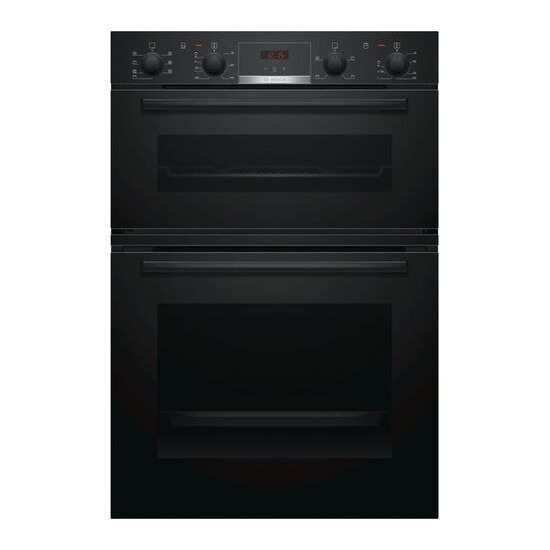 MBS533BB0B Electric Double Oven - Black