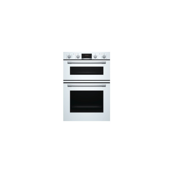 Bosch MBS533BW0B Electric Double Oven - White