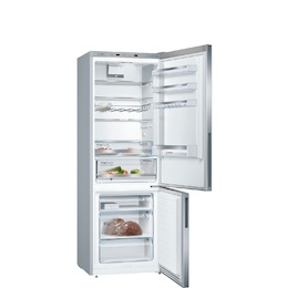 Bosch KGE49VI4AG Silver Freestanding fridge freezer Reviews