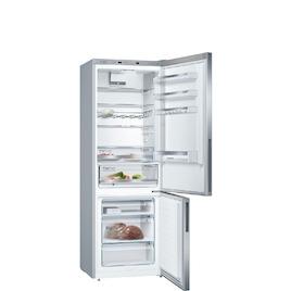 Bosch KGE49VI4AG Silver Freestanding fridge freezer Reviews