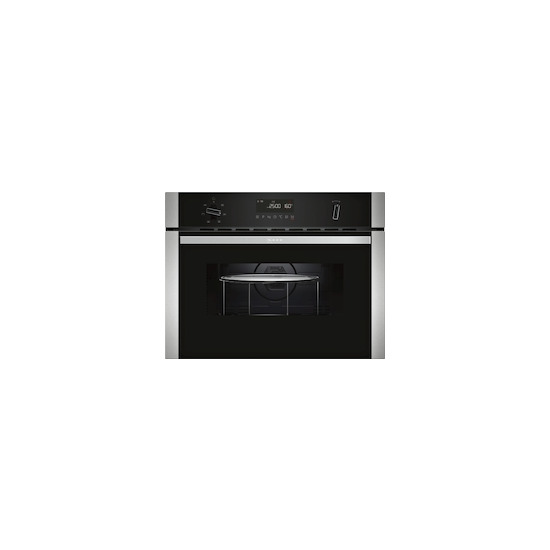 Neff C1AMG83N0B Stainless steel Compact combination microwave oven
