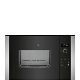 Neff HLAGD53N0B Built-in Microwave with Grill - Black Reviews