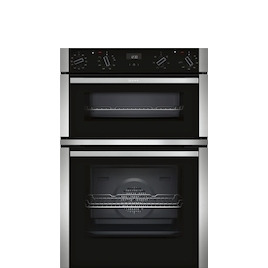 Neff U1ACI5HN0B Electric Double Oven - Stainless Steel Reviews