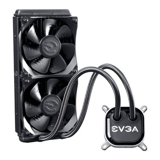 EVGA CLC 240 mm Liquid CPU Cooler - RGB LED