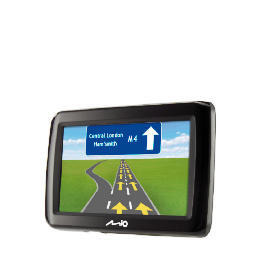 Mio Navman Spirit 480 Sat Nav Reviews