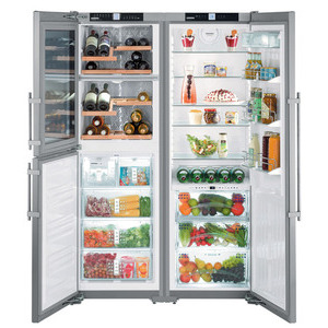 Photo of Liebherr SBSES7165 Fridge Freezer