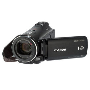 Photo of Canon Legria HF-M406 Camcorder