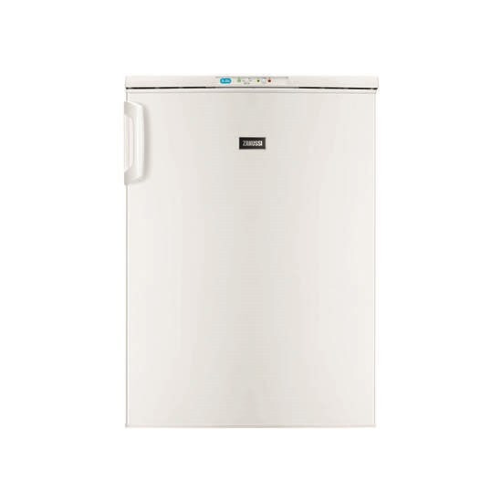 Zanussi ZFT10210WV Under Counter Freestanding Frost Free Freezer White