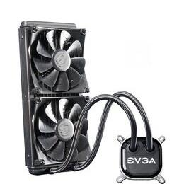 EVGA CLC 280 mm Liquid CPU Cooler - RGB LED