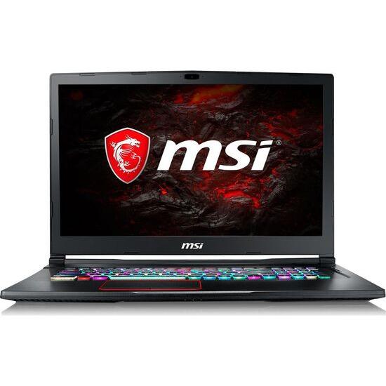 MSI Raider GE73VR 17.3 Gaming Laptop Black