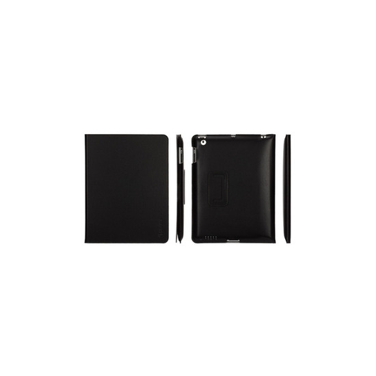 GRIFFIN Elan Folio Slim iPad 2 Case - Black