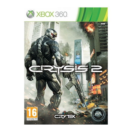 Microsoft Crysis 2: Limited Edition - for Xbox 360