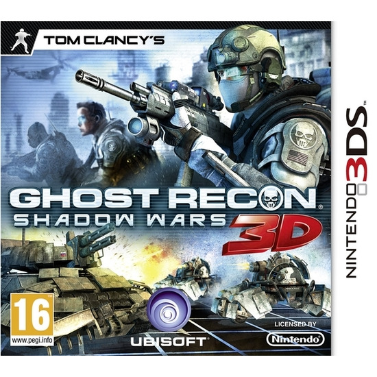 Ubisoft Ghost Recon: Shadow Wars - for Nintendo DS