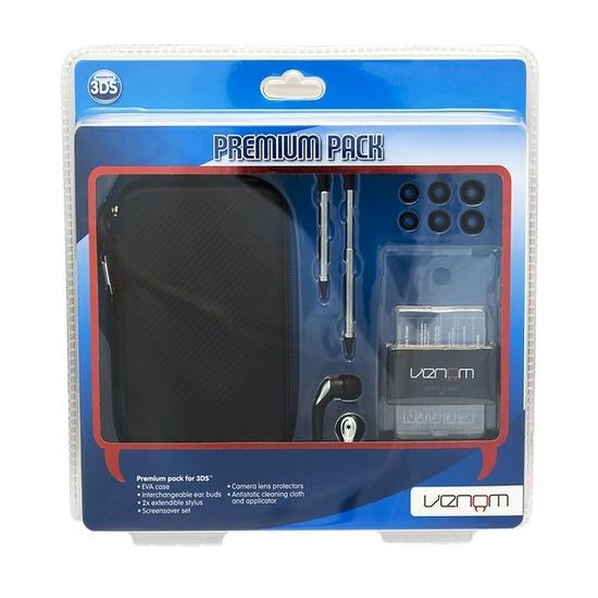 Venom 3DS Premium Pack