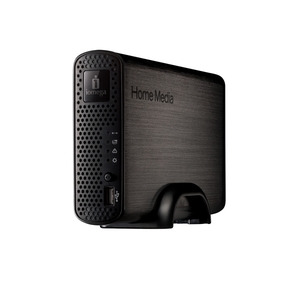 Photo of Iomega Home Media Network Hard Drive Cloud Edition - 1TB External Hard Drive