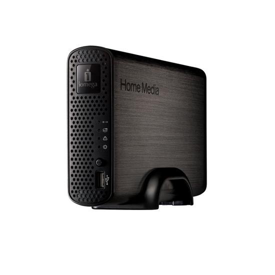 Iomega Home Media Network Hard Drive Cloud Edition - 1TB