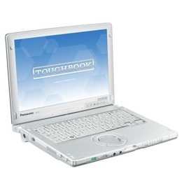 Panasonic Toughbook CF-C1 with 3G