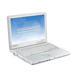 Photo of Panasonic Toughbook CF-C1 With 3G Laptop