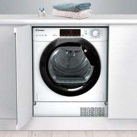 Candy CTDBH7A1TBE80 7kg Integrated Heat Pump Tumble Dryer Reviews