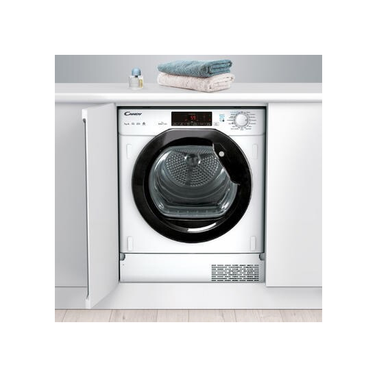 Candy CTDBH7A1TBE80 7kg Integrated Heat Pump Tumble Dryer